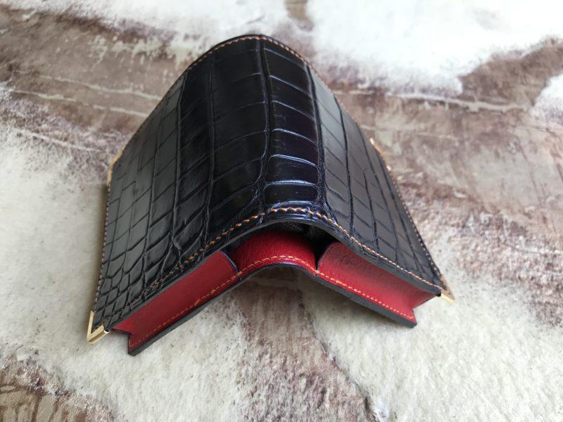 クロコダイル財布