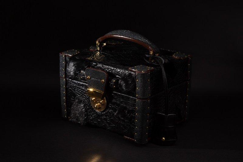 クロコダイルで作る不良中年の宝箱